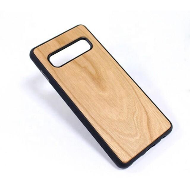 Galaxy S10E Cherry Wood Case