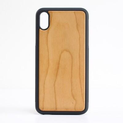 iPhone XS MAX Cherry Wood Case