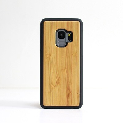 Galaxy S9 Bamboo Case