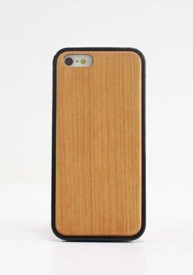 iPhone 5, iPhone 5S, iPhone SE(2016) Cherry Wood Case