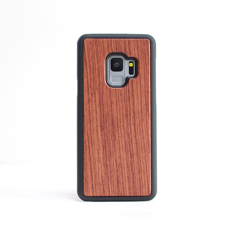 Galaxy S9 Plus Rosewood Case