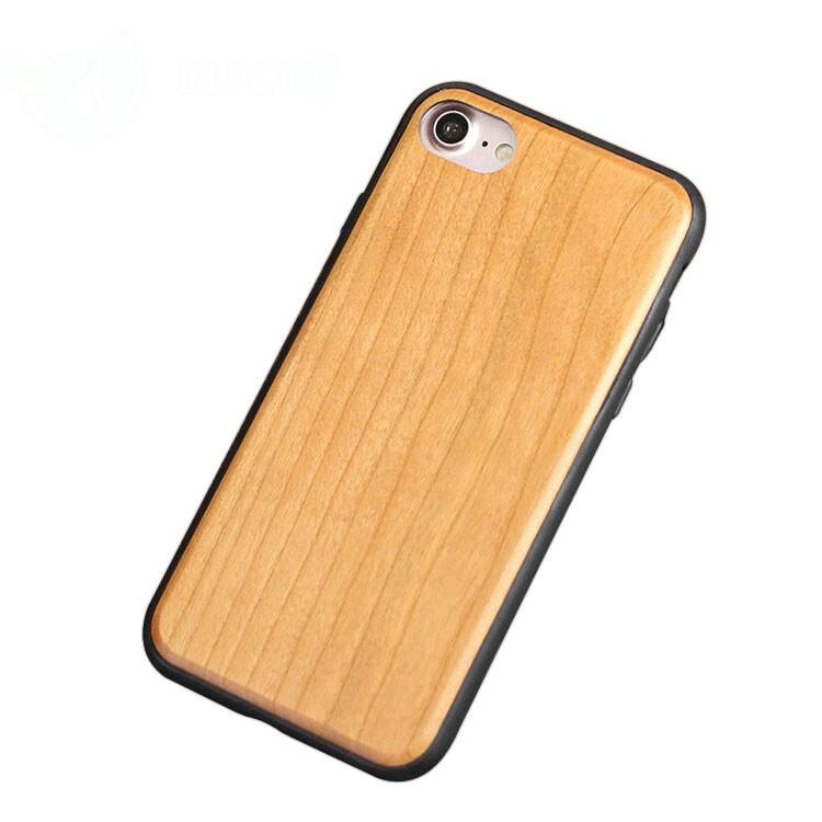 iPhone 6 Plus, iPhone 6S Plus Cherry Wood Case