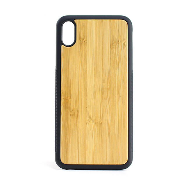 iPhone X, iPhone XS Bamboo Case