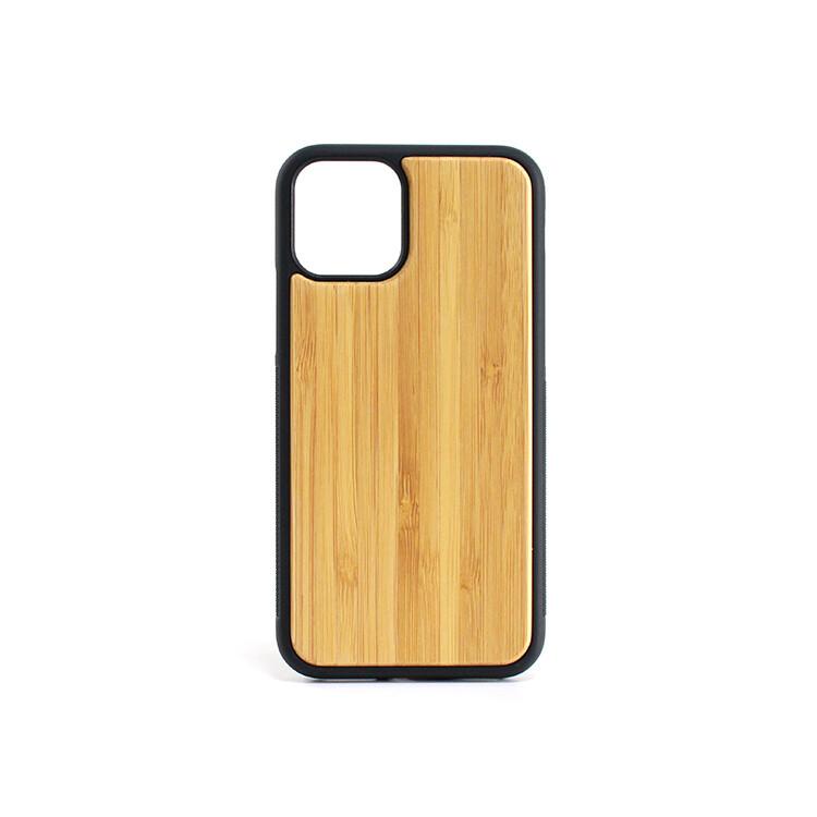 iPhone 11 Bamboo Wood Case