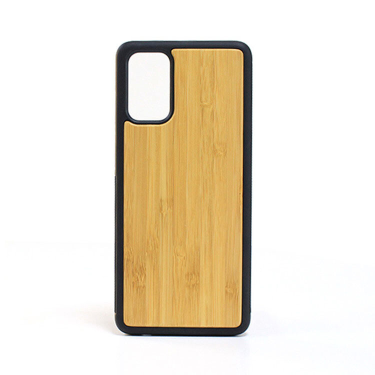 Galaxy S20 Plus Bamboo Case