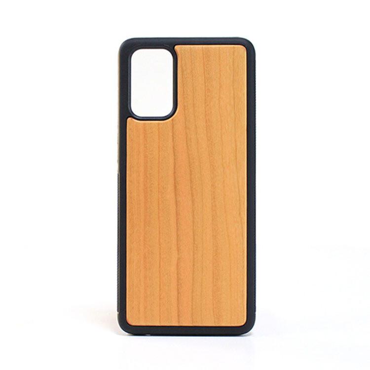 Galaxy S20 Ultra Cherry Wood Case