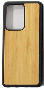 Note 20 Ultra Bamboo Wood Case