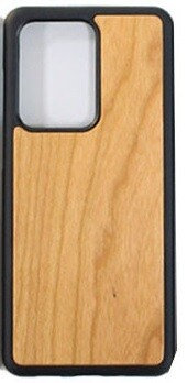 Note 20 Ultra Cherry Wood Case