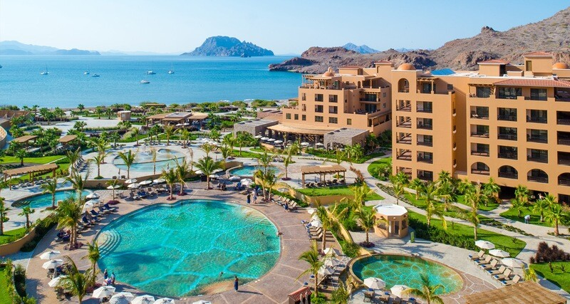 5 Days 4 Nights Islands Of Loreto Mexico 5 Star Luxury All Inclusive! Includes food & beverages