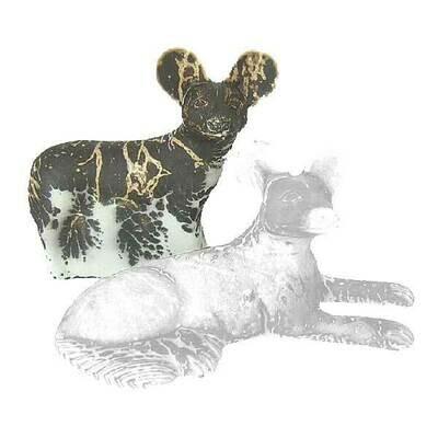 African Wild Dog (Standing)