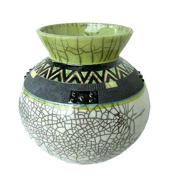 Zulu Pot large with rim