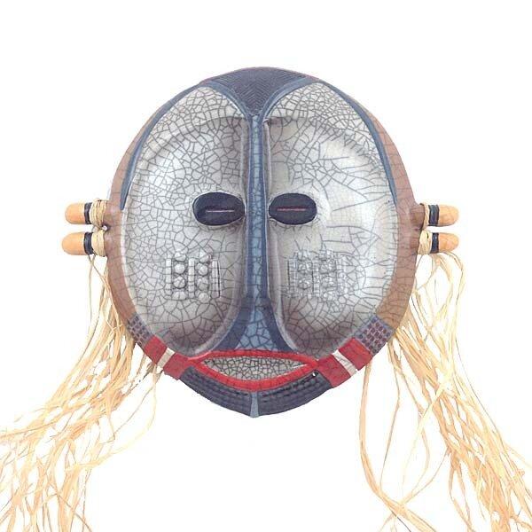 Mask Baboon