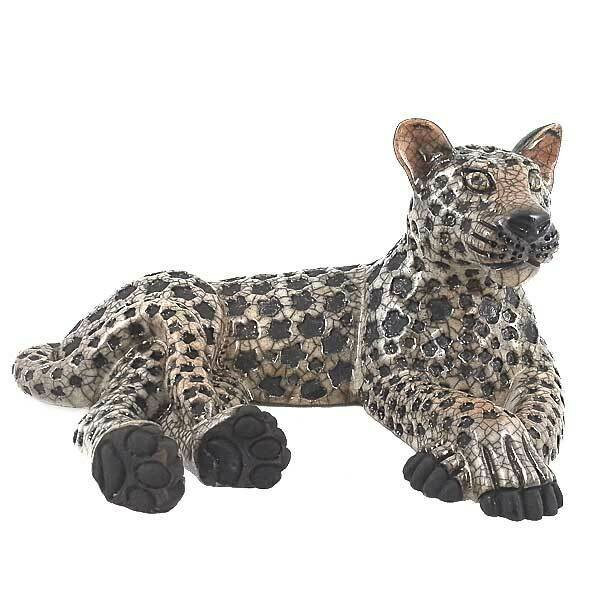Leopard Lying