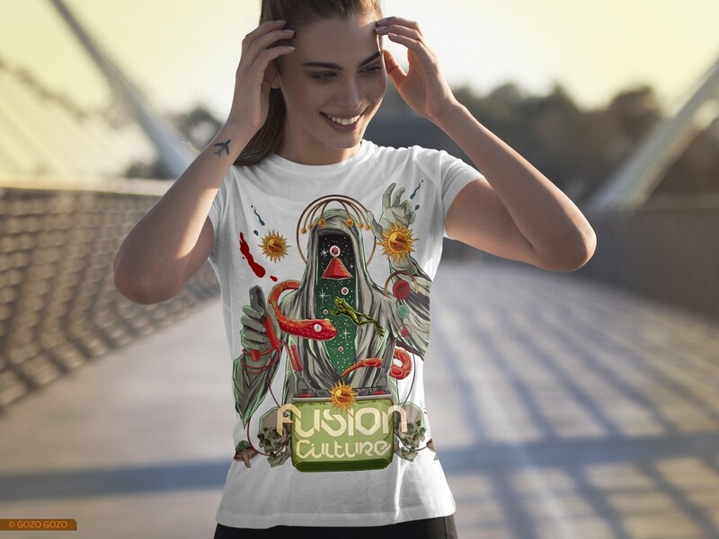 Футболка Fusion Culture - 005