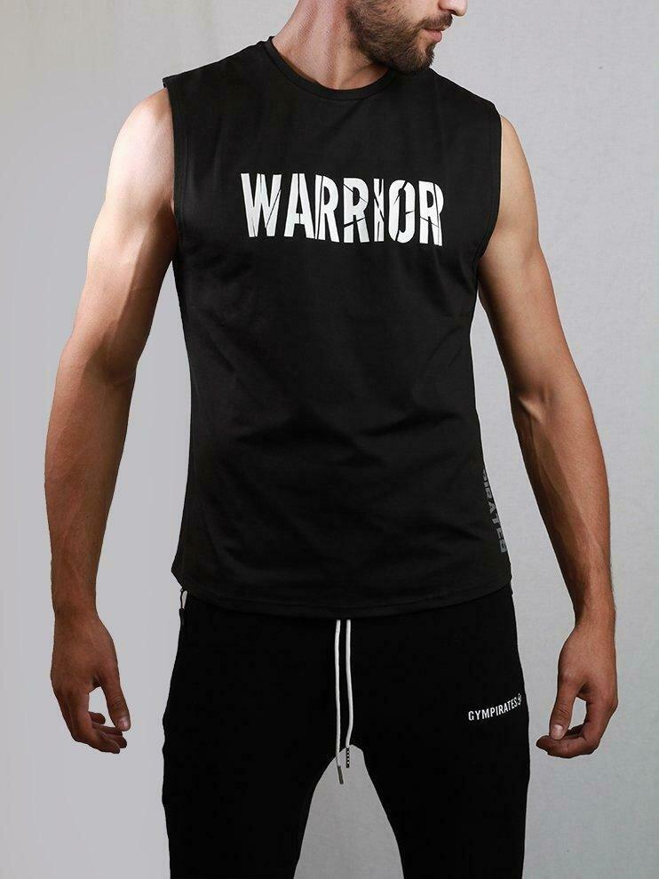 Gympirates Warrior Tank - Black