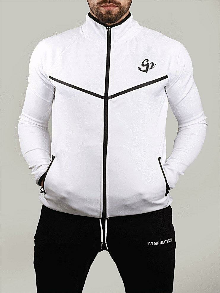 Gympirates Xatro Athletes Jacket - White