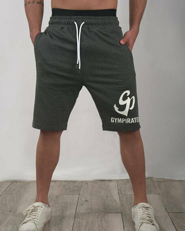 French Terry Shorts - Dark Gray
