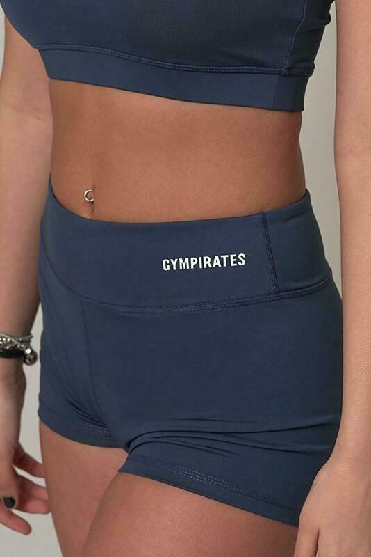 ALPHA Shorts - Navy Blue