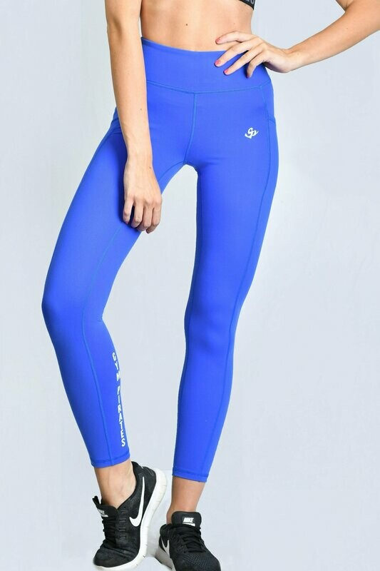 Comfort Blue Leggings