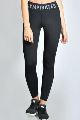 EASE Black Leggings