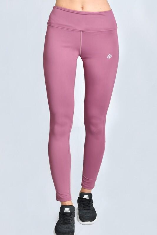 Hyper Rose Pink Leggings