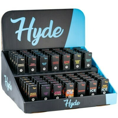 5% Hyde standard disposables