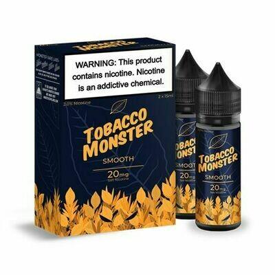 Smooth Tobacco Monster 30ml (2x15ml)