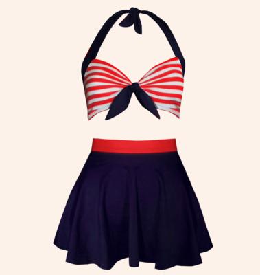Bikini Sailing