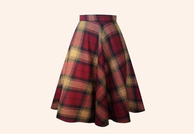 Skirt Librarian