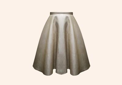 Skirt English Summer