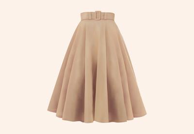 Skirt Roman Summer