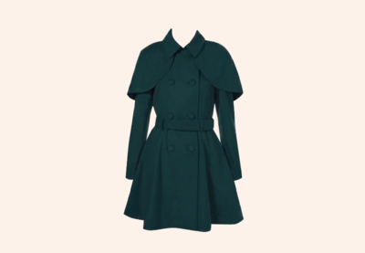 Coat Midnight