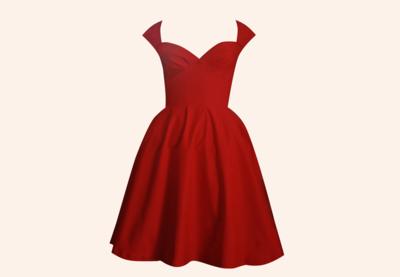 Dress Scarlett