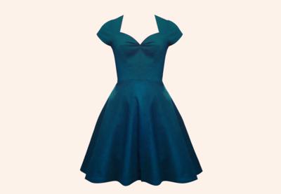 Dress Blue Moon