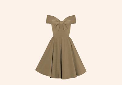 Dress Rosette