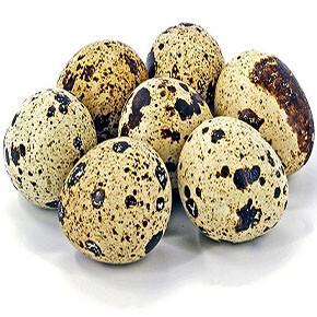 Huevos de codorniz x 1/2 kilo