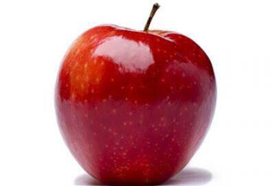 Manzana roja Chilena x kg