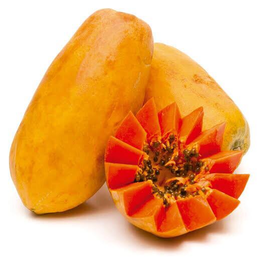 Papaya  roja x kilo unidad