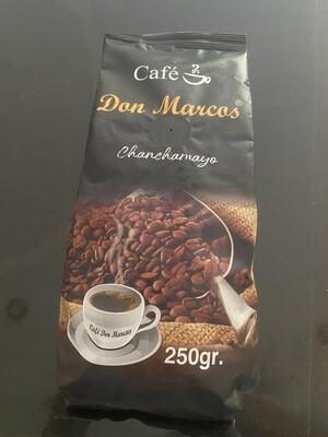 Cafe x 250 granos Gourmet