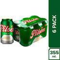 Cerveza Pilsen Callao x six pack de 355ml.