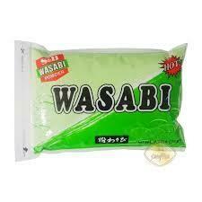 S&B WASABI EN POLVO X 100 GR.