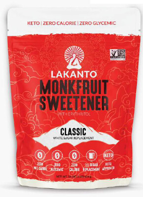 Lakanto Sweetener Classic X 430 gr.
