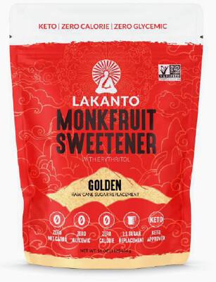 Lakanto Sweetener golden X 800 gr.