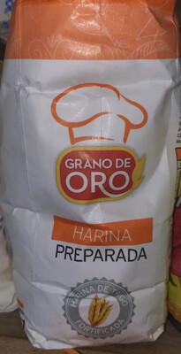 Harina preparada x paq