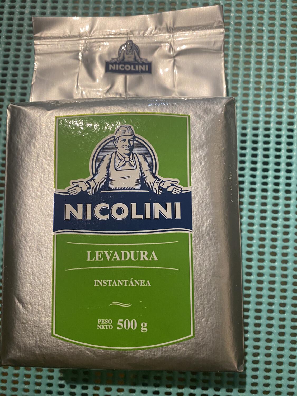 Levadura x 500 nicolini