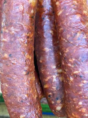 Salchicha Calabreza x kilo