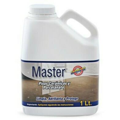 Cera laminados y porcelanatos  Master x 1lt. -