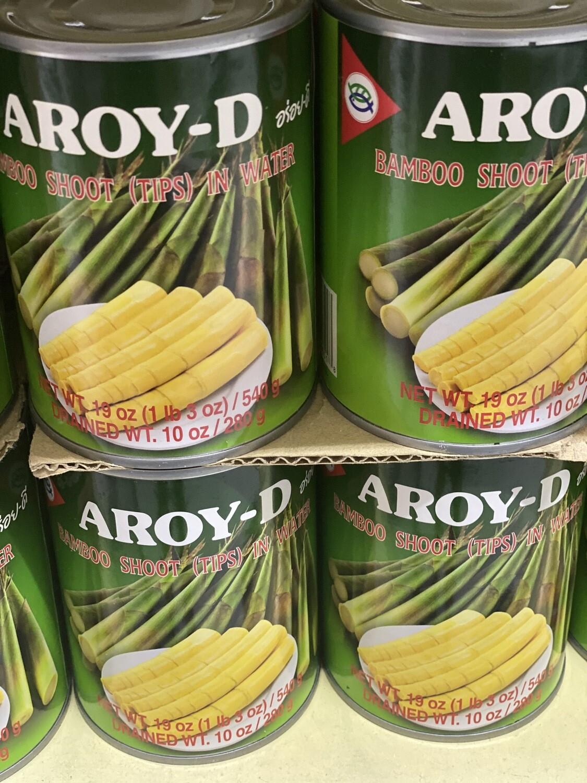 Aroy-d brote de bambú