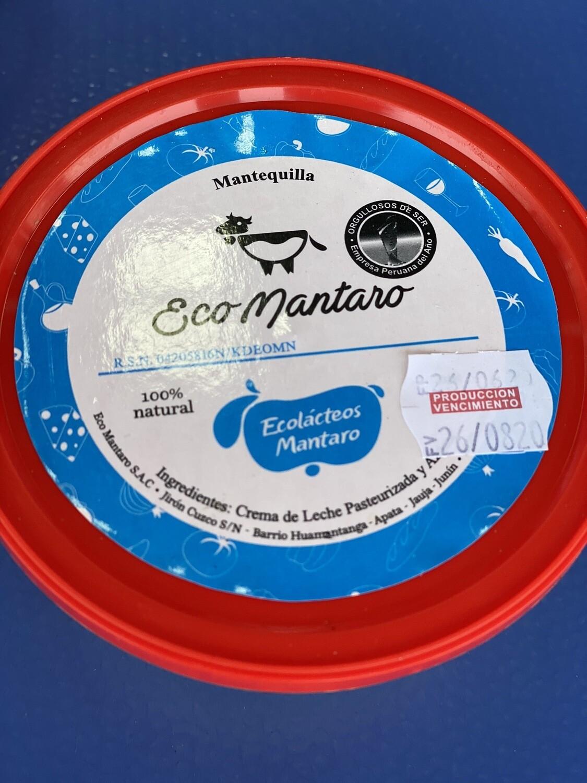 Mantequilla eco Mantaro x 250