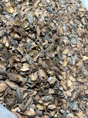 Cacao cáscaras x kilo